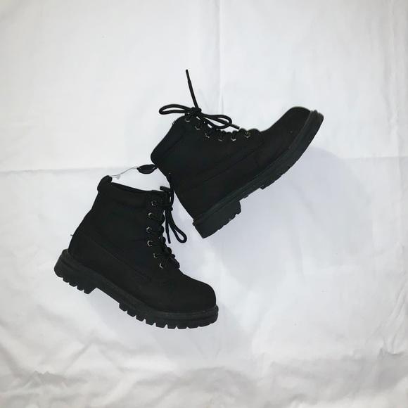 Fila Shoes | Fila Kids Boots Black